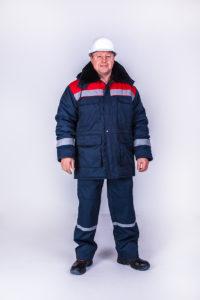 Куртка зимняя для ИТР