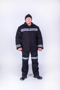 Куртка утепленная рабочая 01